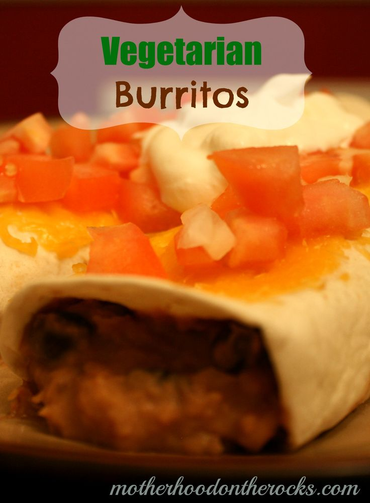 17 Best ideas about Bean And Cheese Burrito on Pinterest ...