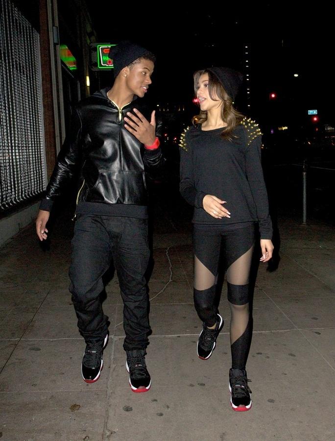 "Zendaya Coleman & Trevor Jackson: they ""say"" they aren't a ..."