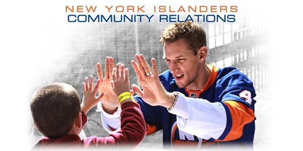 New York Islanders Community Relations