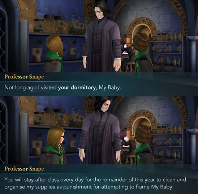For Those Ppl Who Have An Crush On Snape Harry Potter Games Harry Potter Universal Harry Potter Jokes
