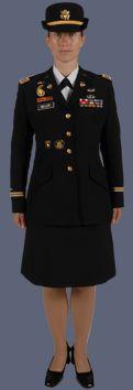 Class A Female Officer Uniform                                                                                                                                                     More