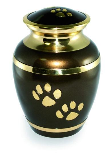 Urnas Funerarias para las cenizas de nuestras mascotas. Para que estén siempre cerca de nosotros de un modo bonito.