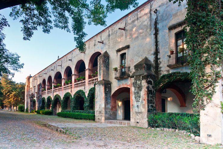 Hacienda Chichimequillas Qro