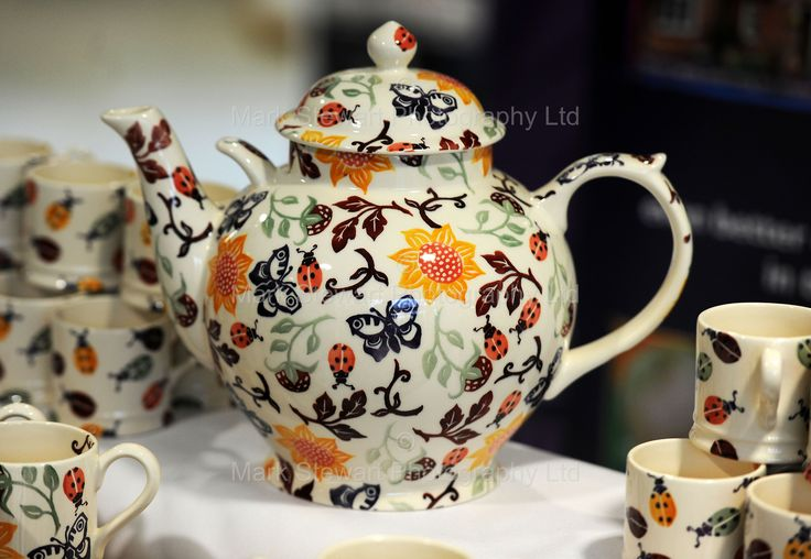 Emma Bridgewater pottery designed especially for Each Hospices.