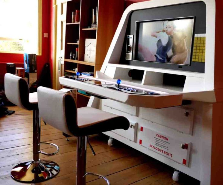 how to build a mame arcade at home