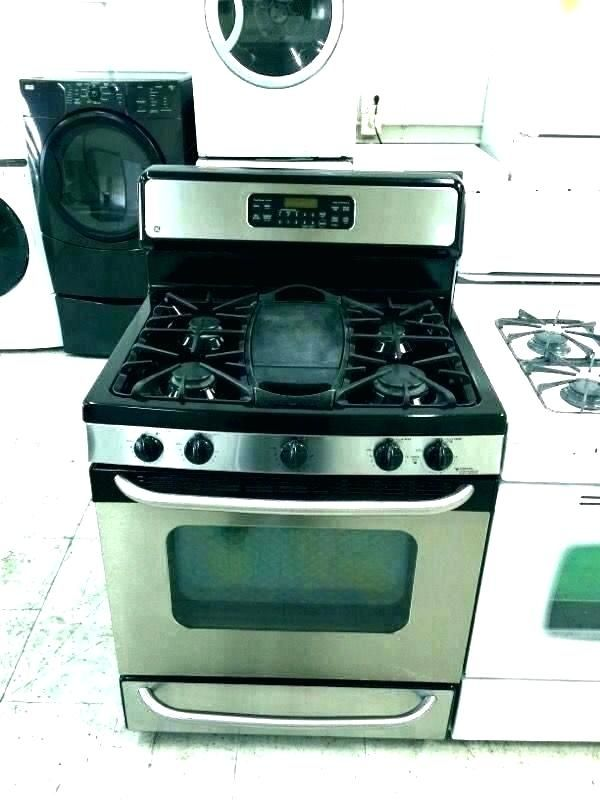Luxury Ge Gas Stove Home Depot Photos