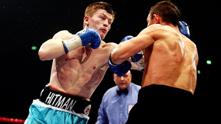 Ricky Hatton won't be like Chris Eubank when it comes to his own son #Feature #CampbellHatton #allthebelts #boxing