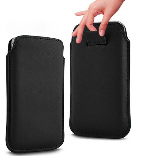 Simple PU Leather Good Quality Pouch Case For Samsung Galaxy S3 - 13 Colors