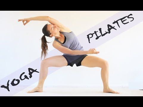 Yoga + Pilates Fusión: rutina para tonificar y ser flexible | 20 min con Elena Malova - YouTube  les comparto este estupendo vídeo para tonificar y llenarse de energía, quien se anima!?, namasté.