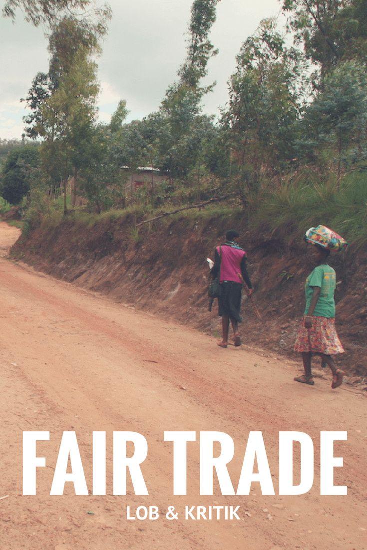 Die Geschichte von Fair Trade, Vor- und Nachteile des fairen Handels und ein Blick auf Fairchain als neues Handelsmodell, das Fair Trade weiter denkt.