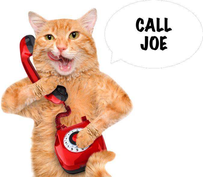 Joe Coleman osaa asiansa. Sarjassamme erilaisia työnhakusivustoja. :)
