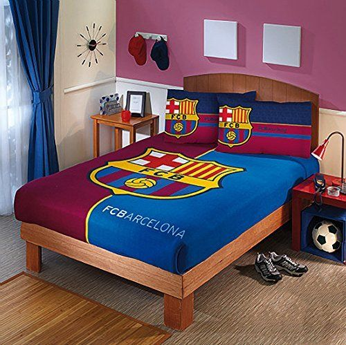 Barcelona Football Club Bed Blanket Cover 1 Pcs  Ind    Twin   Mat. 72 best Barcelona images on Pinterest   Barcelona soccer  Sheet