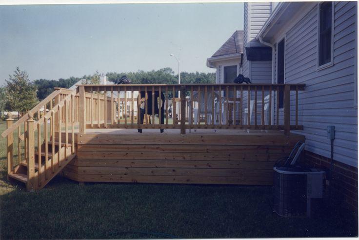 Best Horizontal Deck Skirting Corner Stair With Horizontal 640 x 480