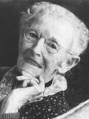 "ANNA MARY ROBERTSON MOSES (1860-1961), better known as ""GRANDMA"" MOSES and one of the best-known American artists of the 20th century"