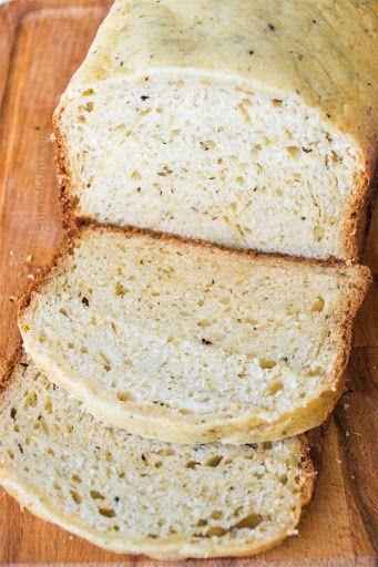 Brotautomat Knoblauchbrot Mit Wasser, Natives Olivenöl Extra, Ungesalzene Butter, …   – Bread machine recipes