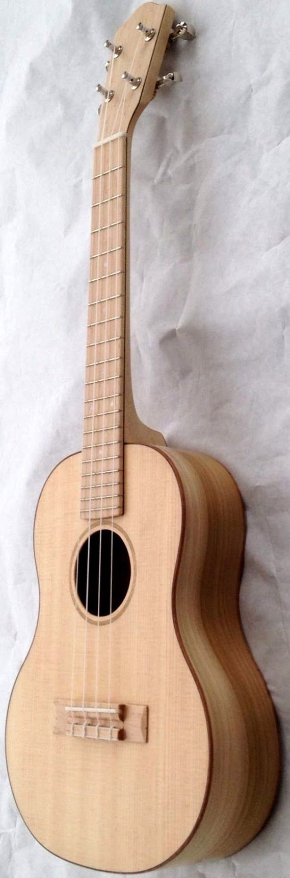 97 best ukulele images on pinterest musical instruments music lardyfatboy lardys ukulele of the day a year ago dj morgan spruce and poplar tenor fandeluxe Image collections