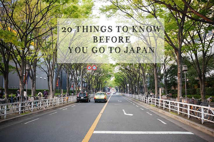 A guide to Japan and what you need to know before you travel there: http://thegoldendiamonds.com/things-to-know-before-you-travel-to-japan/