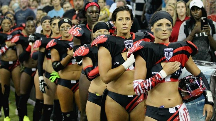 Tired Of The NFL Kneeling? The Lingerie Football League Vows To Stay Standing  ||    Tired Of The NFL Kneeling? The Lingerie Football League Vows To Stay Standing Wil-Reagan  Give the LFL credit, they're tackling this issue head on. Comments http://www.break.com/video/lingerie-football-league-vows-to-stay-standing-3130001?utm_campaign=crowdfire&utm_content=crowdfire&utm_medium=social&utm_source=pinterest