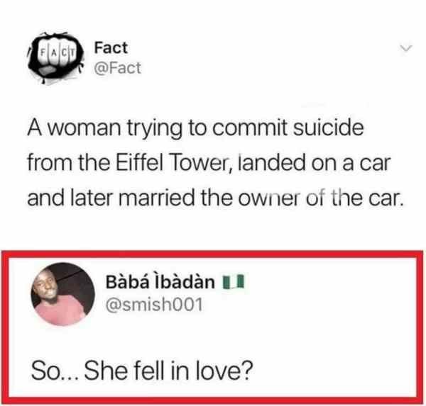 Basically She Fell In Love Very Funny Memes Memes Sarcastic Funny Memes Sarcastic