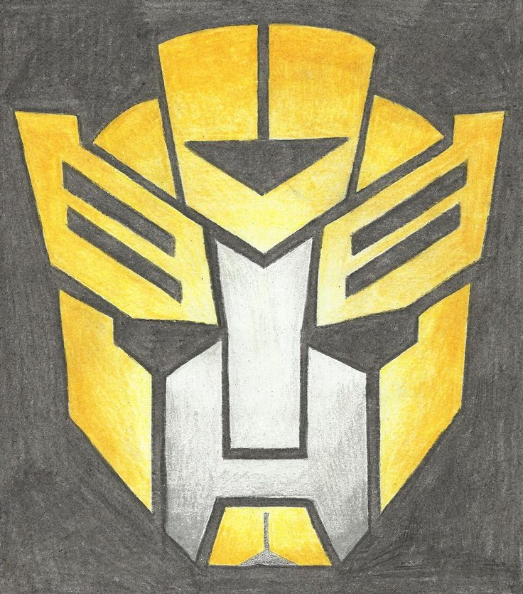 Optimus Prime Transformer Cake >> Autobot Insignia - Bumblebee (TFP) by LadyIronhide.deviantart.com on @deviantART | Bumblebee ...