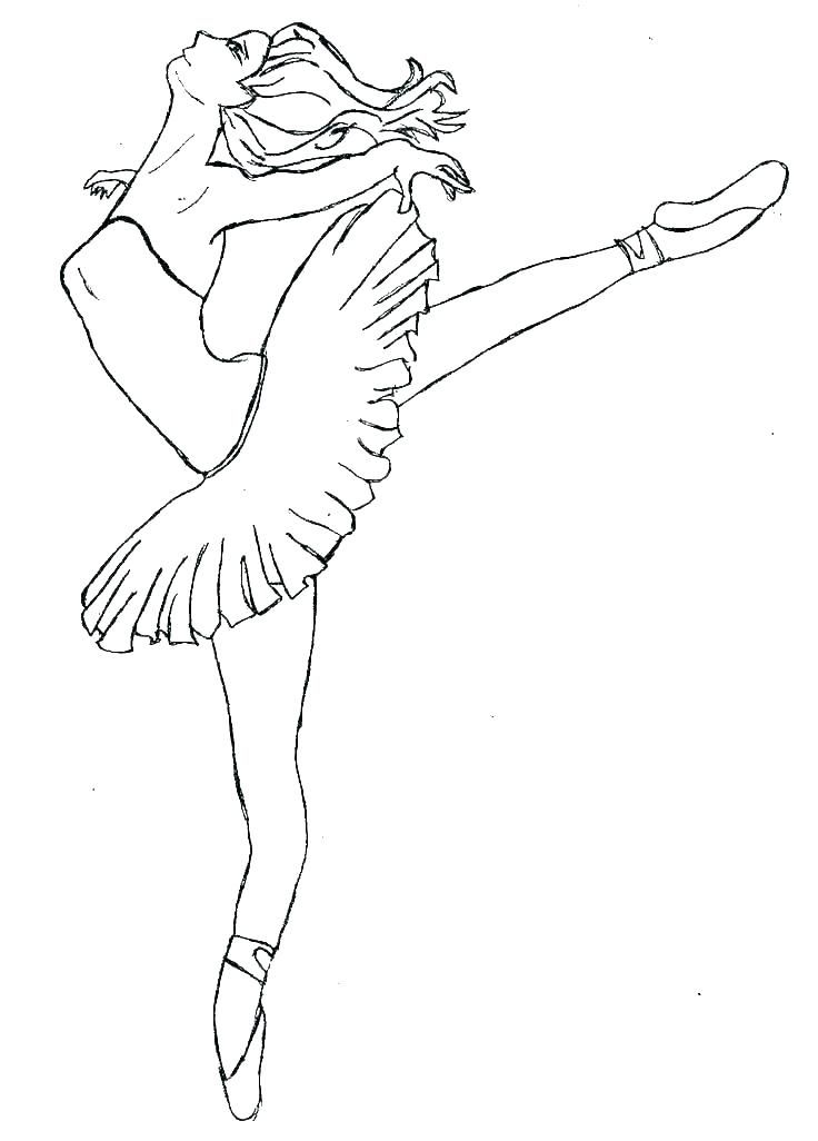 Free Ballerina Coloring Pages Free Printable Ballerina Coloring Page Book As Well Pages In 2020 Ballerina Coloring Pages Barbie Coloring Pages Coloring Pages For Girls