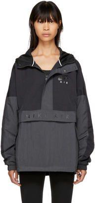 Nike Black Sportswear Air Jacket #nike