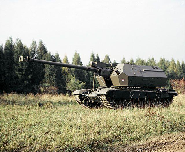 SVK - Zuzana A 40 Himalaya (155mm samohybná kanónová houfnice) : Československo / ČR / SR (CZK/CZE/SVK)