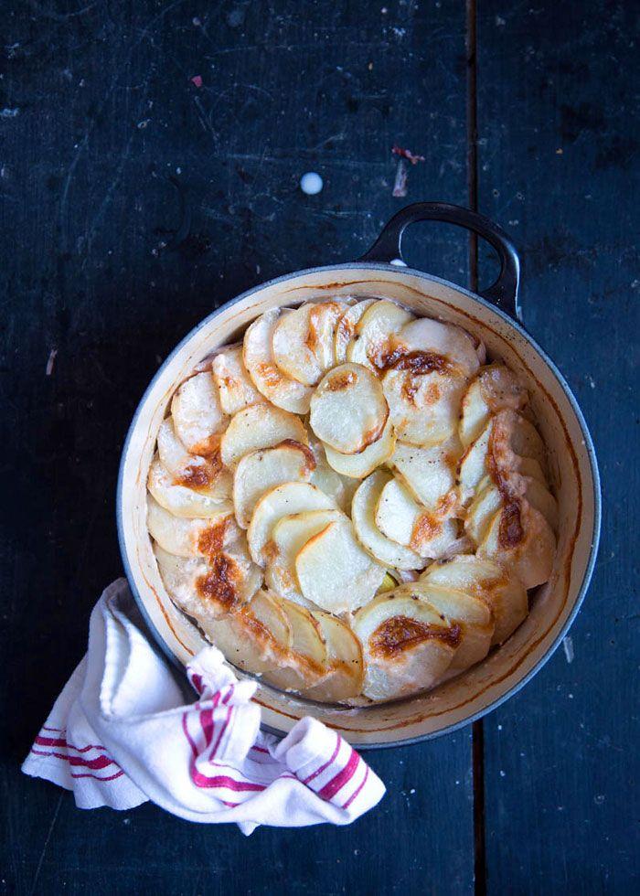Il Cavoletto di Bruxelles | Gratin di merluzzo, porro e patate | http://www.cavolettodibruxelles.it/