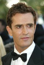 Image of Rupert Everett @ Christine DeMaio-Rice He just needs to be grey at the temples
