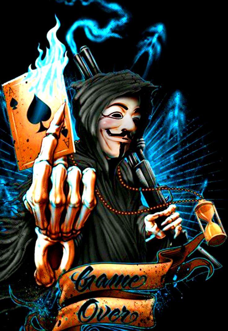 V For Vendetta Mask Stencil #Anonymous Art Of Revo...