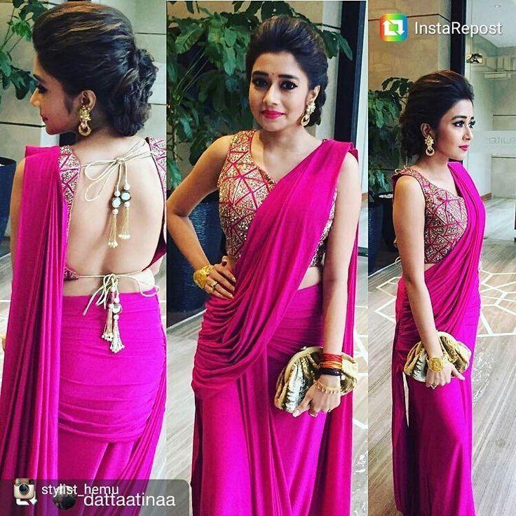 justjeweleryindia#repost @dattaatinaa @stylist_hemu @justjeweleryindia #indonesia #indianjewellery #instafashion #fashion #stylingwork #beauty #jewellerylove #happyface #mahalaxmi #mumbai