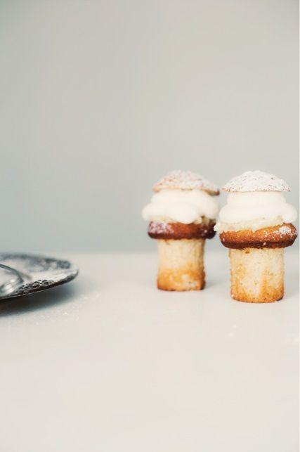 Semla muffins.