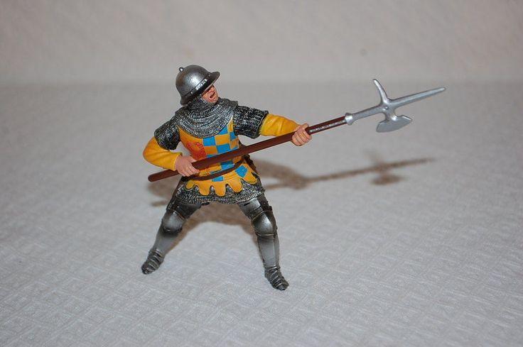BBI Warriors of the World ~ Hundred Years War ~ English Knight A   eBay
