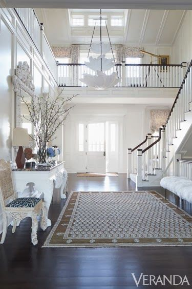 Open To Above Foyer : Best images about entrance halls on pinterest home