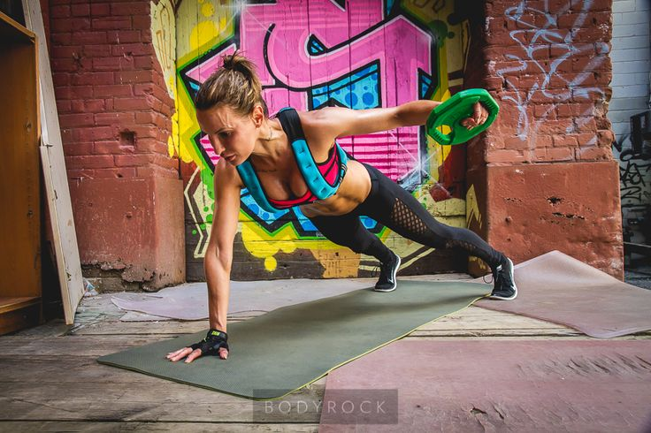 Lisa - Workout 9-5 - Core 1. Plank with arm raise out and to the side  2. Ski Abs 3. V-tucks Right then Left  4. Runner Abs  5. Criss-Cross Abs