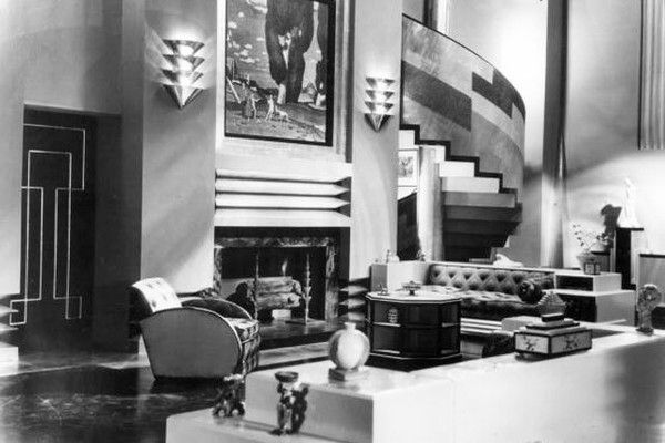 1920s design trends through the decade photos lonny for Interior design styles by decade