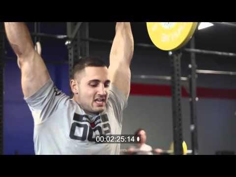CrossFit - Level 1 Lunchbreak Workout with Jason Khalipa and Austin Stack