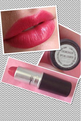 The Lipstick Database: MAC - Speak Louder lipstickdatabase.blogspot.com