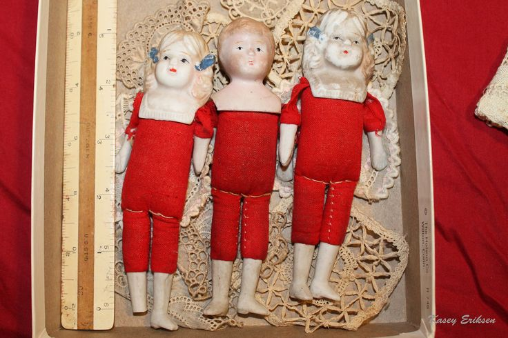 Vintage dolls from the 1930's or 40's | Flickr - Photo Sharing!