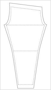 Ever want to make your own leggings? Its fun, easy and there are so many great projects you can do using your leggings pattern. The following directions willgive youa pattern using your measurements. Keep in mind this is a basic pattern and when you select your fabrics for the different projects you will have to adjust it to allow for the differences between the many types of knits out there. Let's get started!   Materials needed:  Pattern Paper Measuring Tape Clear Ruler Pencil…
