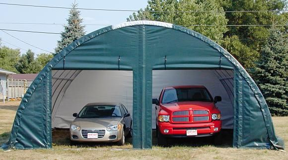 Heavy Duty Car Shelter : Best images about portable garage buying guide on