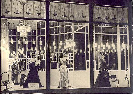 WinkelStories: verhalen over historische winkels. Maison de Bonneterie…