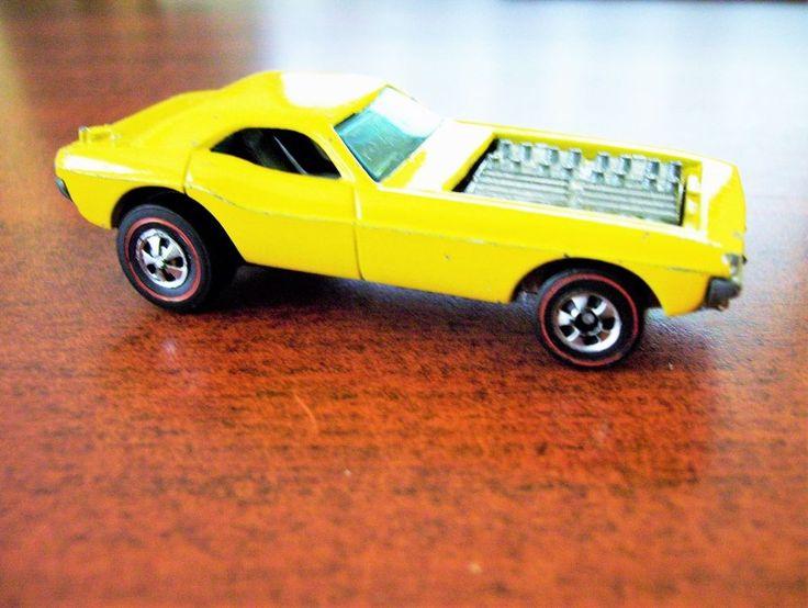 "Hot Wheels Redline Yellow ""Show Off"" #HotWheels"