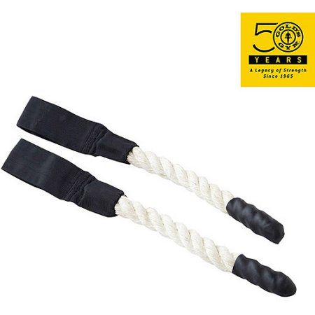 Gold's Gym Door Gym Rope Attachments
