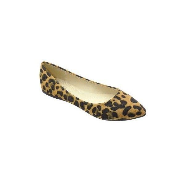 Bella Marie Leopard Gwen Kitten Heel