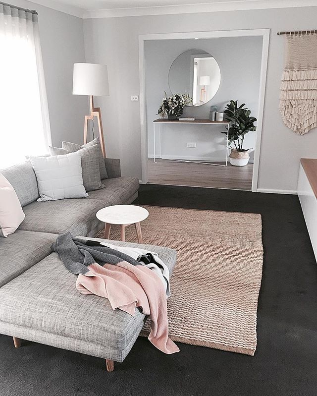 Top Living Room Design Styles: Top 10 Living Rooms - Scandi Style