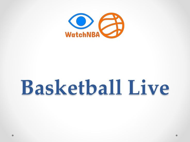 Watch Live NBA Basketball Sports Streams online. Streaming live content from channels like ABC, CBS, ESPN AMERICA, ESPN, ESPN2,FOX, NBC, SKY SPORTS, TNT and m…  http://www.slideshare.net/JesiKa3/basketball-live-63340909