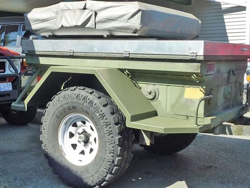 Off Road Trailer Fenders Google Search Off Road