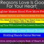 7 Reasons Love Is Good For Your Heart: - PositiveMed