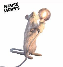 De leukste verlichting voor het meest donkere hoekje van uw woonkamer, slaapkamer of in de keuken maken deze muislampen van elk donker plekje een lichtfestijn